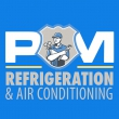 P & M Air Conditioning & Refrigeration (Pty) Ltd - Logo