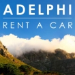 Adelphi Car hire - Logo