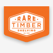 Rare Timber Shelving - Logo