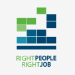Right People Right Job - Logo