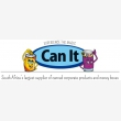 Can It - Tin Can Manufacturer - Logo