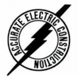 Centurion Rooihuiskraal Electricians - Logo