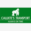 Callixte's Transport - Logo