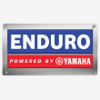 Yamaha Distributors : Enduro Powered By Yamaha - Logo