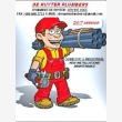De Ruyter Plumbers - Logo