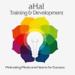 aHa! Training and Development - Logo