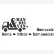 Man & His Van's - Logo