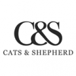 Cats & Shepherd - Logo