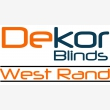 Dekor Blinds West Rand - Logo