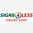 Signs 4 Less - Logo