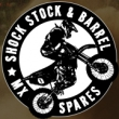 Shock Stock and Barrel MX Spares - Logo