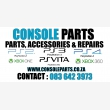 Console Parts - Logo
