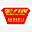 SkipAway Mini Skips - Logo