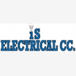 IS Electrical CC - Logo
