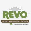 Revo Timber Home Kits - Logo