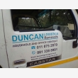 Duncan Logistics & Removals - Logo