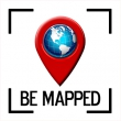 Be Mapped - Logo