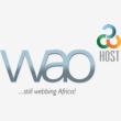 WAO HOST - Logo
