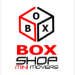 Box Shop Mini Movers  - Logo
