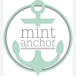 Mint anchor - Logo