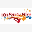 101 Party Hire - Logo