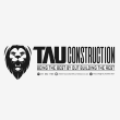 Tau Construction - Logo