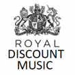 Royal Discount Music - Logo