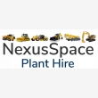 NexusSpace Plant Hire - Logo