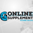 Online Supplement Store - Logo