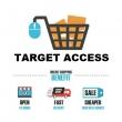 Target Access Online (Pty) Ltd - Logo