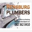 Plumbers Rensburg Plumbers Upper Highway - Logo