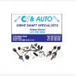 CV & Auto Mechanical - Logo