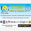 Xpress Pets & Tackle - Logo