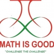 Math Is Good - Logo