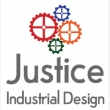 Justice Industrial Design - Logo