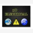 3D Electrical & Plumbing - Logo