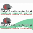 EMASA ANTI-COUNTERFEIT - Logo