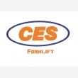 CES Forklifts - Logo