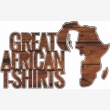 Great African T-shirts - Logo