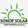 Sonop Solar - Logo