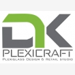 DK Plexicraft - Plexiglass Design and Retail Studio - Logo