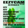Eezy cam Pty ltd  - Logo