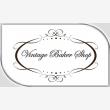 Vintage Baker Shop - Logo