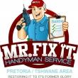 Le Roy Swart trading as Mrfixit - Logo