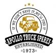Apollo Truck Spares - Logo