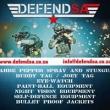 Defend SA - Logo