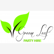 Green Leaf Party Hire - Logo