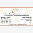 Tsoelopele Catering & Florist - Logo