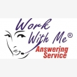 Work With Me Answering Service - Logo