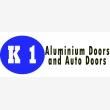 K1 ALUMINIUM DOORS AND AUTO DOORS (PTY) LTD - Logo